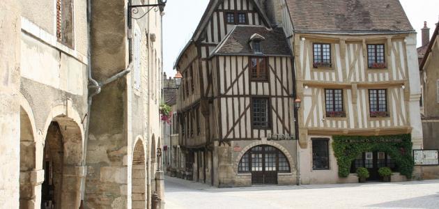 مدينة تروا في فرنسا