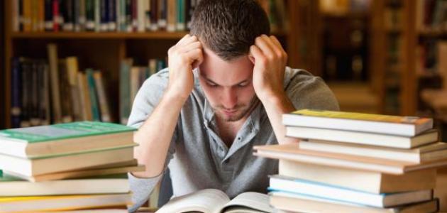 طرق دراسة الامتحانات