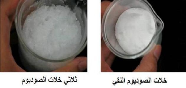 ما هي خلات الصوديوم