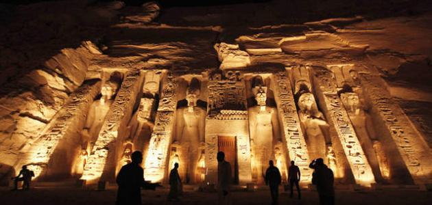 معلومات عن آثار مصر الفرعونية