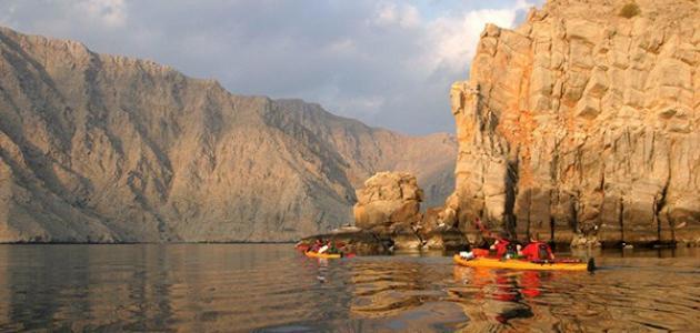 مدينة خصب في سلطنة عمان
