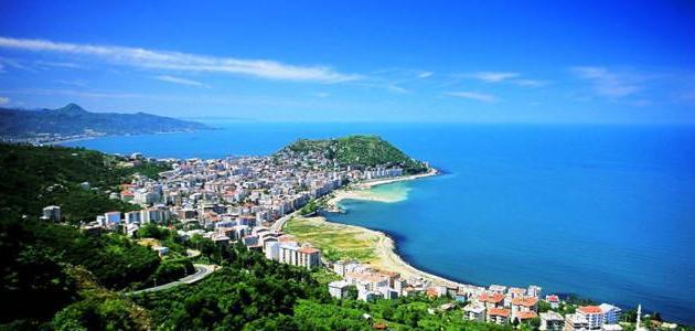 مدينة جيرسون في تركيا
