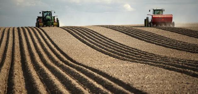 مظاهر حياة الإنسان قبل وبعد معرفة الزراعة
