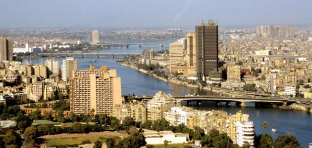 مدينة النخيل في القاهرة