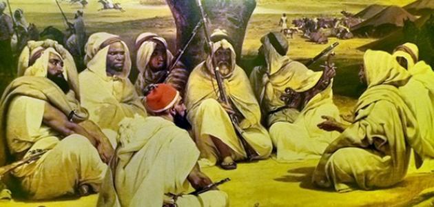 مظاهر الحياة الفكرية عند العرب قبل الإسلام