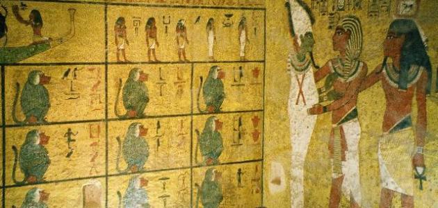 مظاهر الحضارة الفرعونية