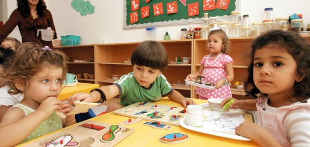 معايير الجودة لرياض الأطفال