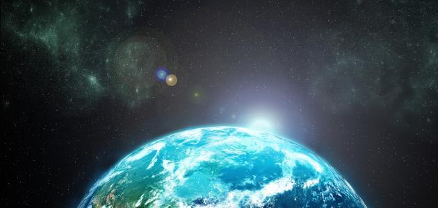 إيجابيات وسلبيات موقع الأرض بالنسبة للشمس