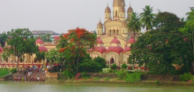 مدينة كلكتا الهندية