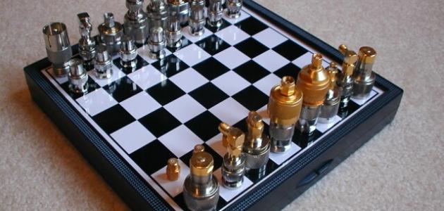 شرح طريقة لعب الشطرنج
