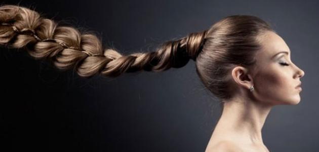 طرق لزيادة نمو الشعر بسرعة