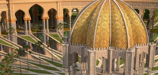 مظاهر الحضارة الإسلامية في الأندلس
