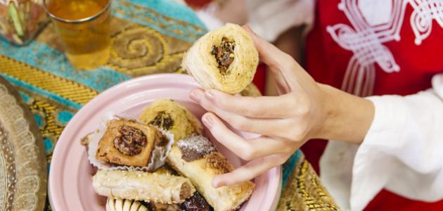 طرق صنع حلويات العيد منزلياً