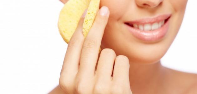 طرق تنظيف بشرة الوجه