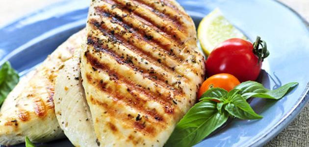 طرق عمل وجبات بالدجاج