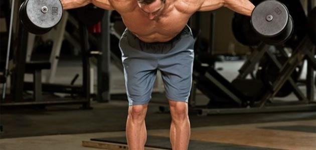 طرق لبناء عضلات الجسم