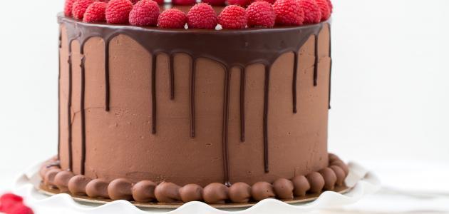 طرق كيك الشوكولاتة