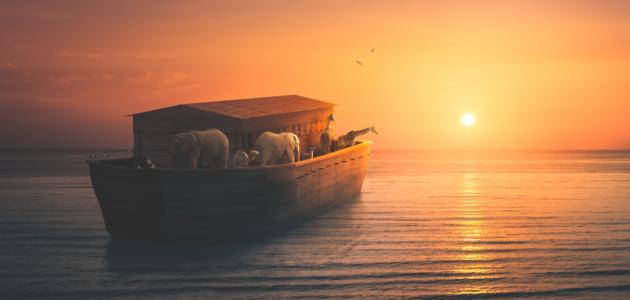 سفينة نوح عليه السلام