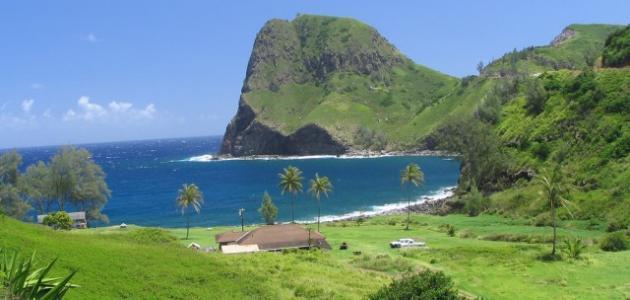 معلومات عن جزيرة هاواي