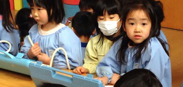 طريقة التدريس في اليابان