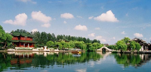 مدينة هانزو في الصين
