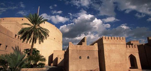 مدينة نزوى في سلطنة عمان