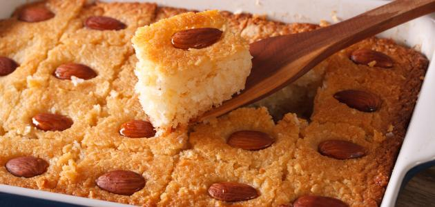 صنع الحلويات التونسية منزلياً
