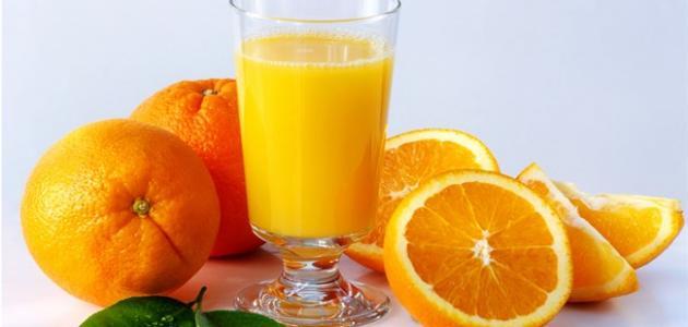 عصير نادك برتقال كرتون