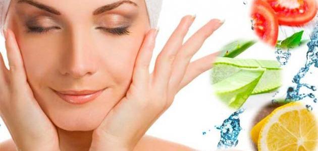 طرق تنعيم بشرة الوجه