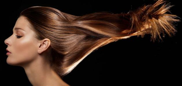 طريقة إزالة تجاعيد الشعر