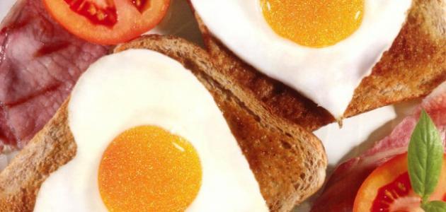 طرق عمل وجبات فطور