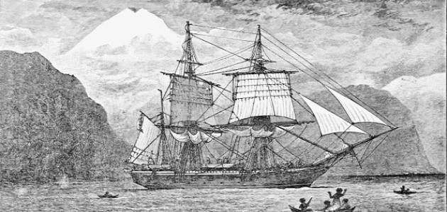 ماذا كان اسم سفينة ماجلان