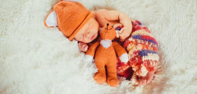 طرق لجعل الرضيع ينام
