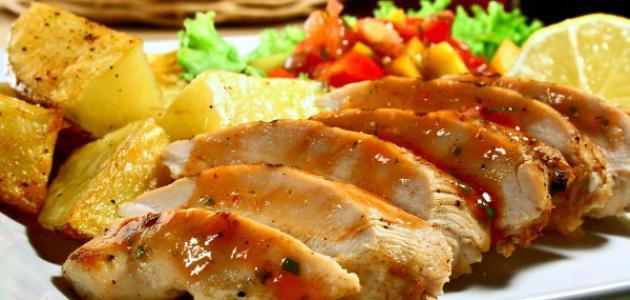 طرق طبخ صدور الدجاج للرجيم