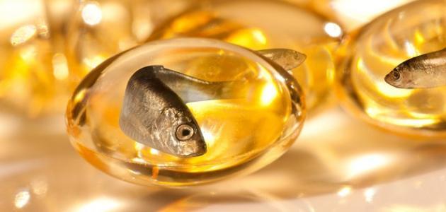 زيت السمك أوميجا 3 - فيديو