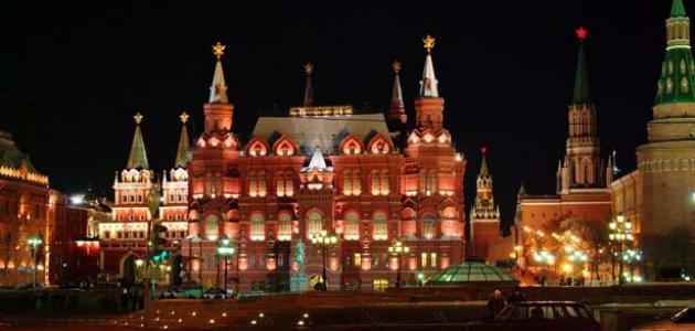 مدينة فولغوغراد الروسية