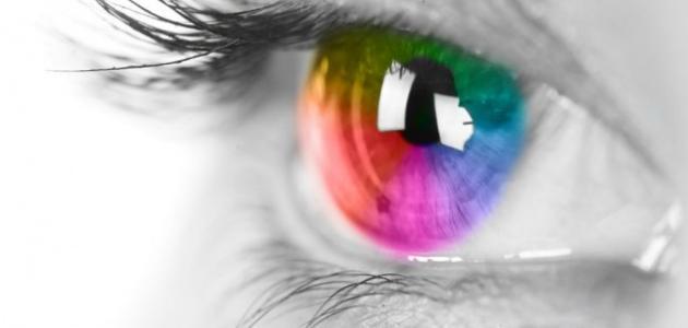 مرض عمى الألوان - فيديو