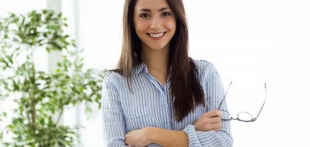 صفات المرأة الواثقة من نفسها