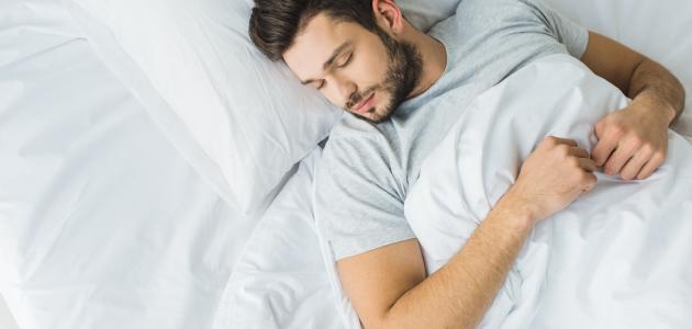 طرق النوم المريح