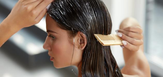 طرق طبيعية لعلاج تقصف الشعر