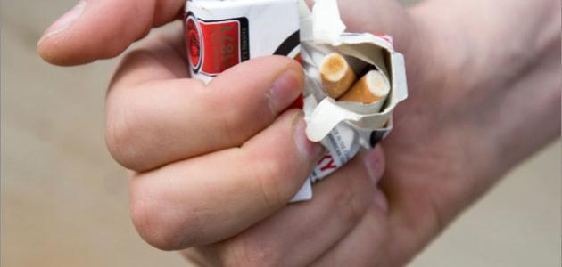 طرق تساعد على ترك الدخان