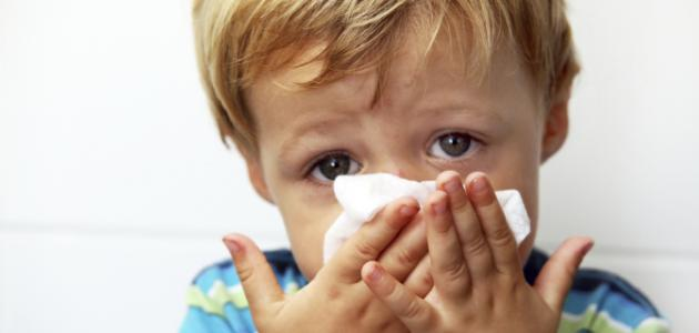 الرشح والإنفلونزا عند الأطفال - فيديو