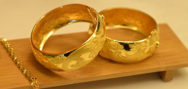 طرق تلميع الذهب في المنزل