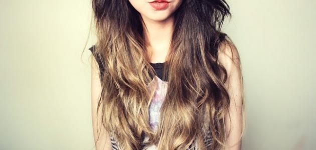 صبغ الشعر بطريقة الدانتيلا