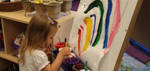 صفات الطفل المبدع