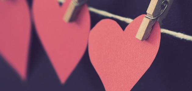 علامات بداية الحب