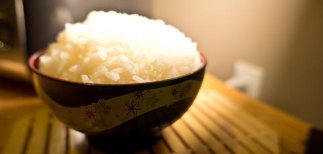 طرق عمل أنواع الأرز
