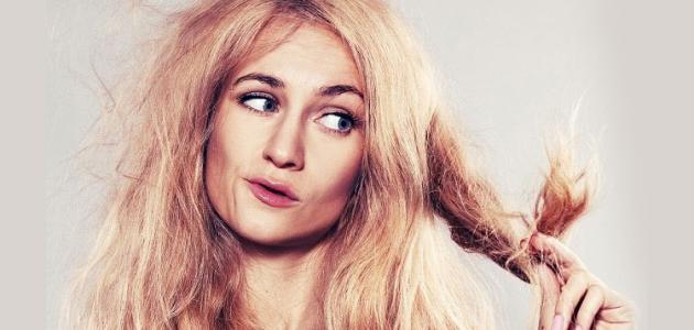 طرق علاج الشعر الهائش