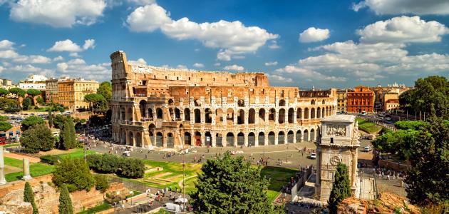 ما هي عاصمة إيطاليا