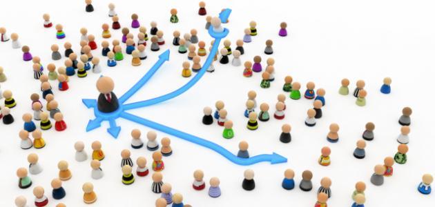 مراحل تنظيم المجتمع